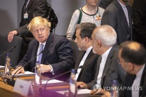 EU+3국·이란, 위기 처한 이란핵합의 살릴 방안 논의 [브뤼셀·AP=연합뉴스]