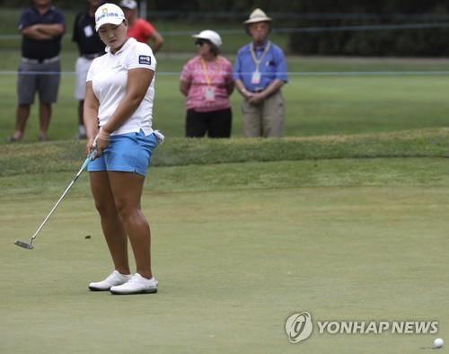 이미림, LPGA 마라톤 클래식 공동5위…태국 수완나푸라 첫 우승
