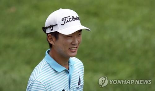 재미교포 마이클 김, 존 디어 클래식 우승…PGA 투어 첫 정상