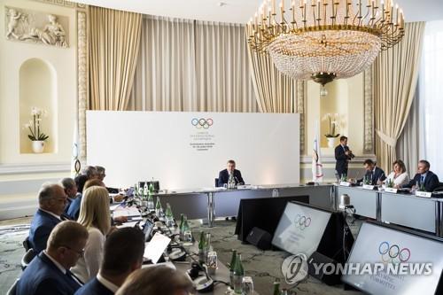 2022년 베이징 동계올림픽서 쇼트트랙 혼성 계주 채택