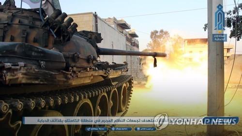 시리아 최후 반군 거점 이들립의 '급진' 조직 '하야트 타흐리르 알샴'