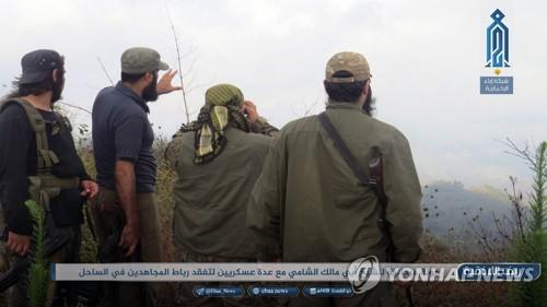 시리아 반군, 철수시한 넘기고 버티기…비무장지대 유지 '불안'