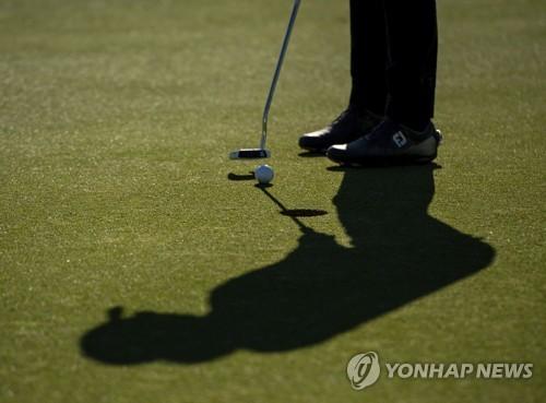 韓国のゴルフ人口は昨年636万人だった(資料写真)=(聯合ニュース)
