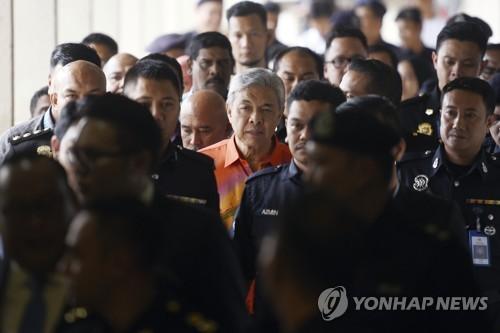 '61년 장기집권' 종식후 5개월…말레이 전 집권당 끝없는 추락
