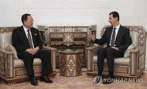 """""""시리아 내년 예산 10조원""""…재건에 집중 투자"""