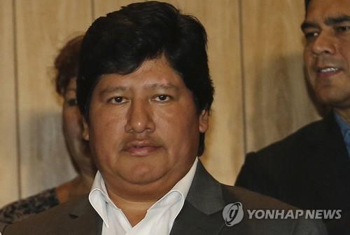 """페루 축구협회장 부패 혐의로 체포…""""15일간 구금"""""""