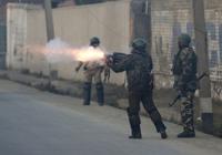 인도령 카슈미르서 정부군, 시위대에 발포…민간인 7명 사망