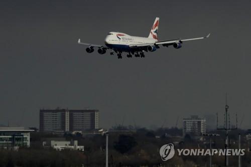 '노 딜' 브렉시트시 '항공대란'…비행기표 수백만장 취소될 수도