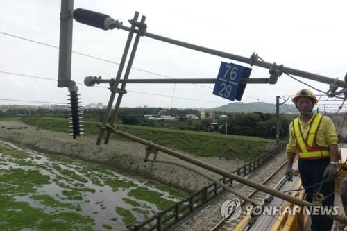 """""""대만 화롄 지진에 타이베이서도 옷장 문 열릴 만큼 흔들려"""""""