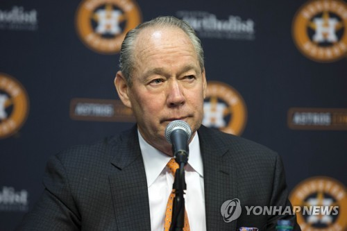 MLB 휴스턴 구단주, 2월 4일까지 새 감독 선임