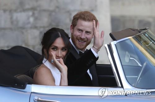 """영국 해리 왕자 장인 """"딸 부부 나에게 연락 안 할 것"""""""