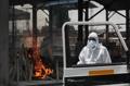 Virus Outbreak India Plagues