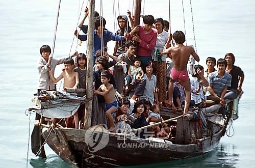 부산의 베트남 사람들