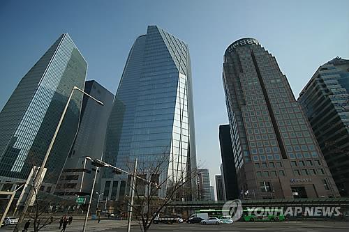 여의도 금융가(연합뉴스 자료사진)