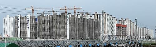 부산 명지국제신도시 전경[연합뉴스 자료사진]