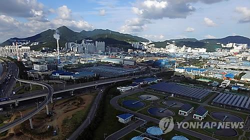 신평장림공단 [연합뉴스 자료사진]