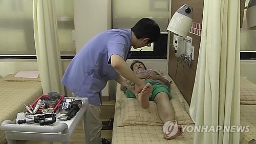 한의사  [연합뉴스TV 제공]