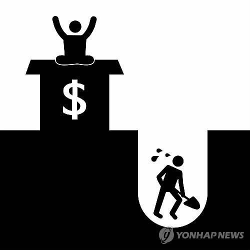 사회보험 혜택도 월급만큼… 임금따라 가입률 5∼8배 격차