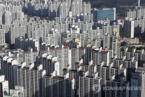 해운대신도시[연합뉴스 자료사진]