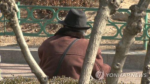 노인문제 [연합뉴스 자료사진]