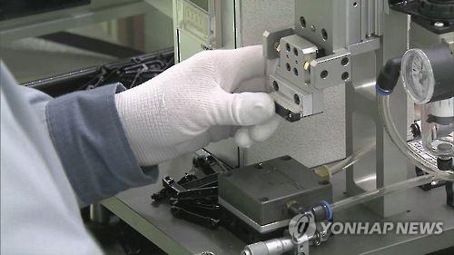 제조업 공장 [ 연합뉴스TV 제공]
