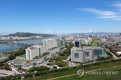 서울아산병원 전경