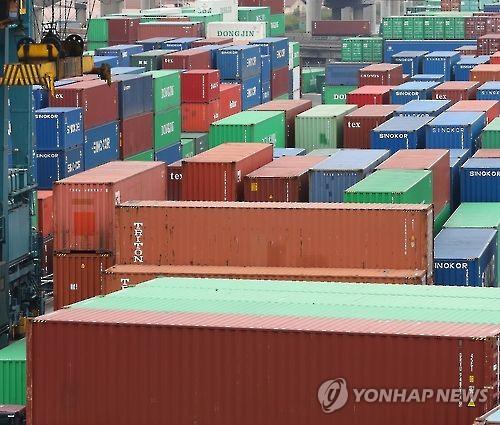 올해 한국의 對 EU 수출, EU 10대 무역국 중 최대폭 감소