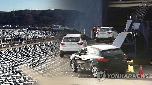 한국 자동차 산업