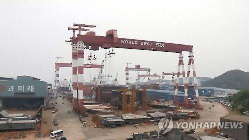 STX조선, 석유화학제품운반선 2척 계약…선수금환급보증 받아