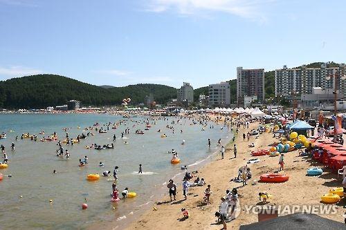 올해 부산 일광·임랑 해수욕장 축제로 '풍성'