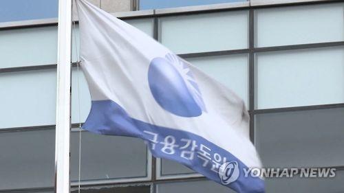 금융감독원 [연합뉴스TV 제공]
