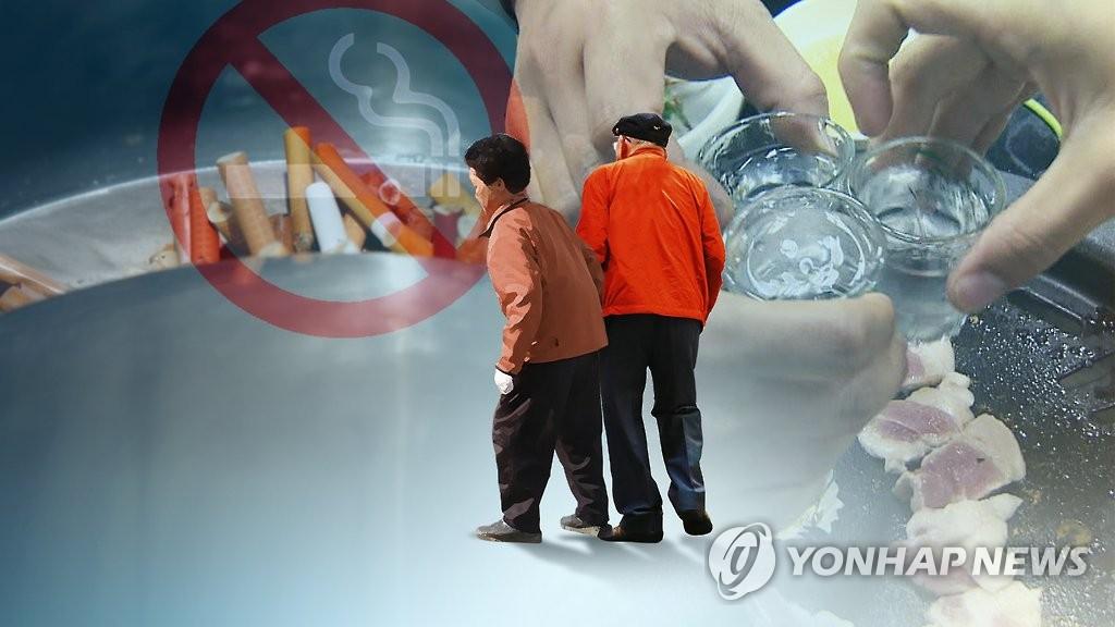 100세 이상 고령자 3천명…소식·금주·금연이 비결(CG)