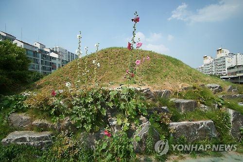 풍납토성 (연합뉴스 자료 사진)