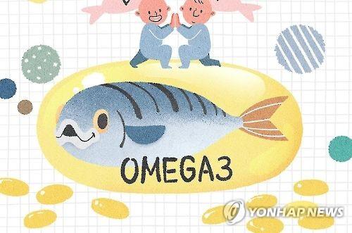 """""""오메가-3 지방산, 조산 위험 줄인다"""""""
