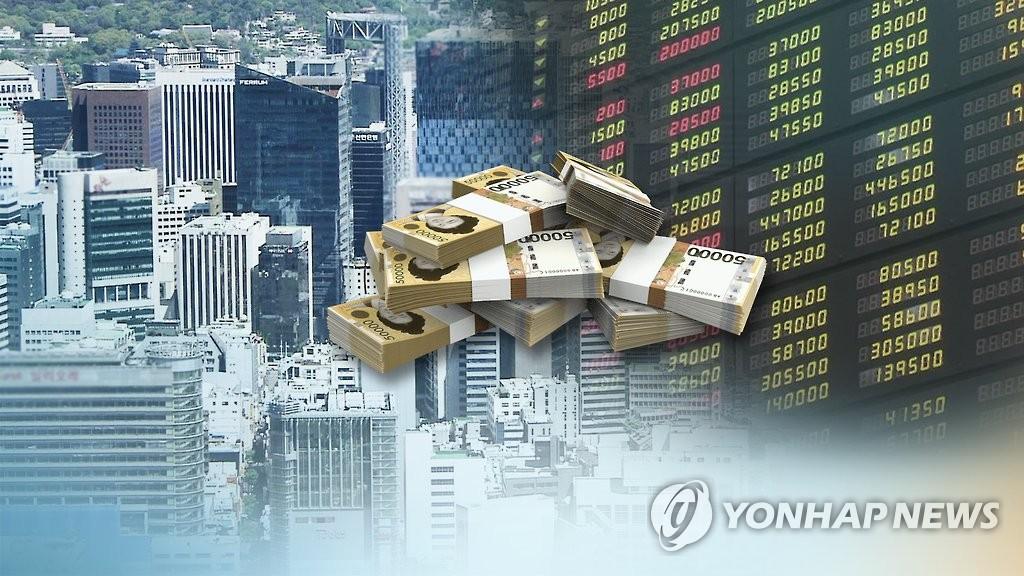30세 이하 '주식 금수저' 52명…1인당 331억원(CG)