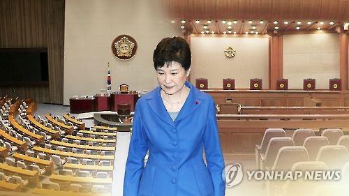 대통령-국회 마지막 일주일에 사활...헌재 변론 총력전(CG)