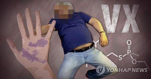 김정남 독살 암살 독극물 VX (PG)