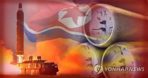 북한 신경작용제 VX, 미사일 탄두 탑재 위협 (PG)