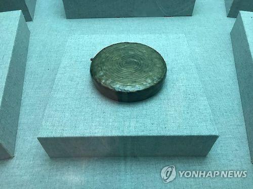 韓国伝統楽器の鉦(資料写真)=(聯合ニュース)