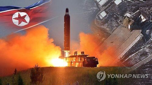 """北 동창리서 미사일발사…""""ICBM 가능성 낮아""""(CG)"""