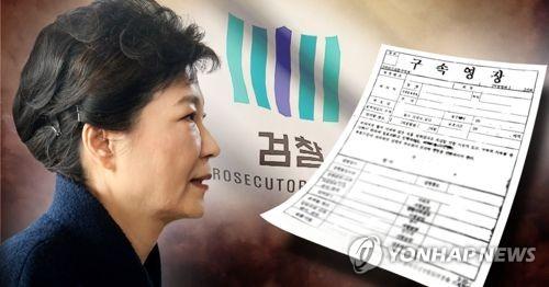 검찰, 박근혜 전 대통령 구속영장 청구 할까? (pg)