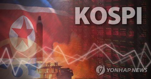 코스피 북한 리스크(PG)