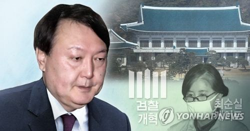 윤석열 서울지검장 임명, 檢개혁·최순실 추가수사 동시 겨냥 (PG)