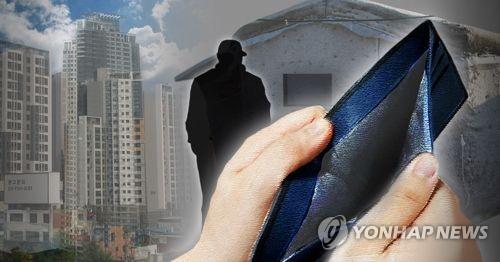 확 쪼그라든 빈곤층 소득…개선 가능성 '갑론을박'