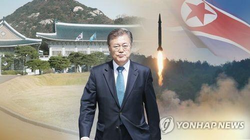 Corea del Norte realiza prueba de propulsor de misil balístico
