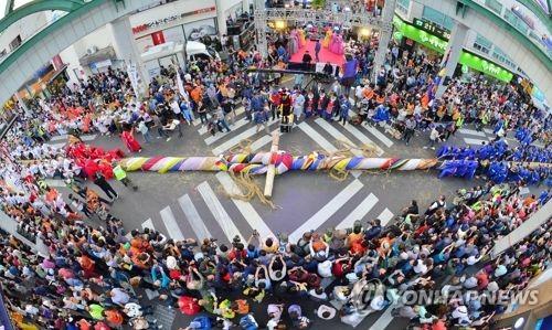큰줄을 당겨라…울산마두희축제 22∼24일 개최