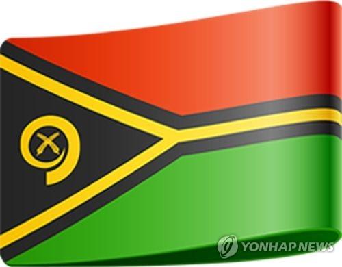 바누아투 국기