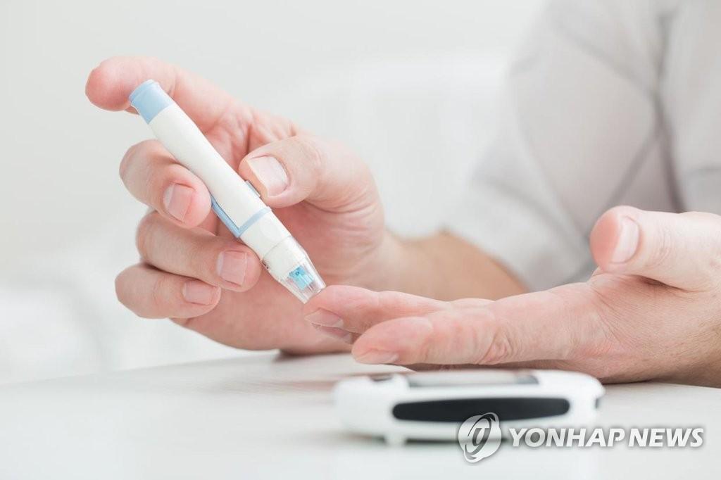 혈당 검사