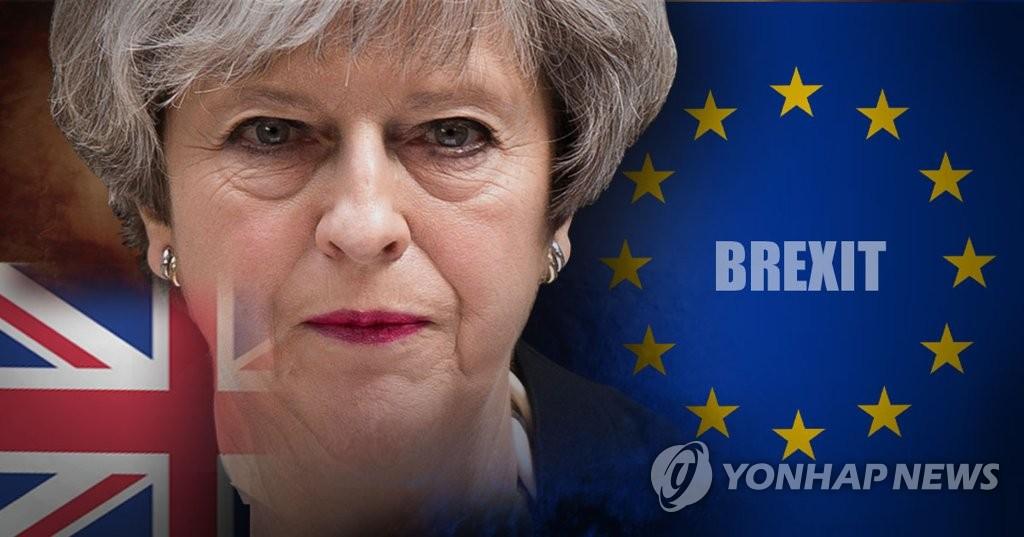 메이 총리, 브렉시트 협상 어떻게 될까?(PG)