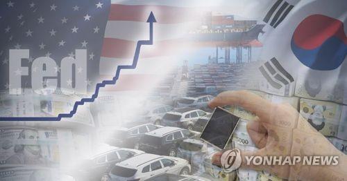 미국 금리 인상, 한국경제에 미칠 영향은?(PG)